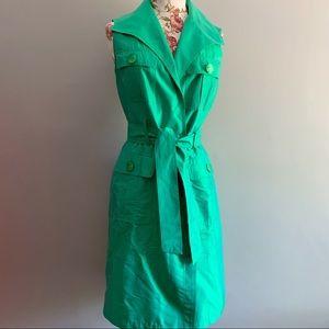 TERI JON by RICKIE FREEMAN • iridescent silk dress
